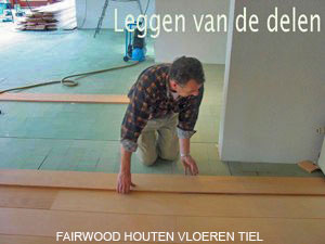 Ondervloer Eiken Vloer : Lamelparket lijmen vast lijmen lamelparket vloeren